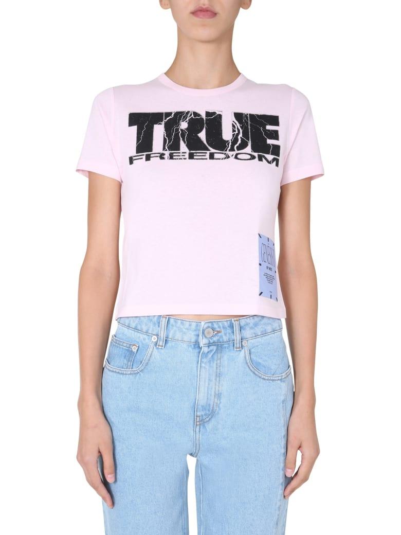 McQ Alexander McQueen Slim Fit T-shirt - ROSA