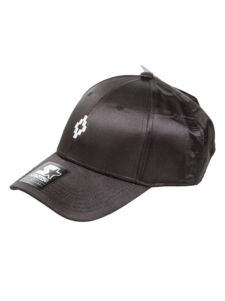 Marcelo Burlon Hat - Black