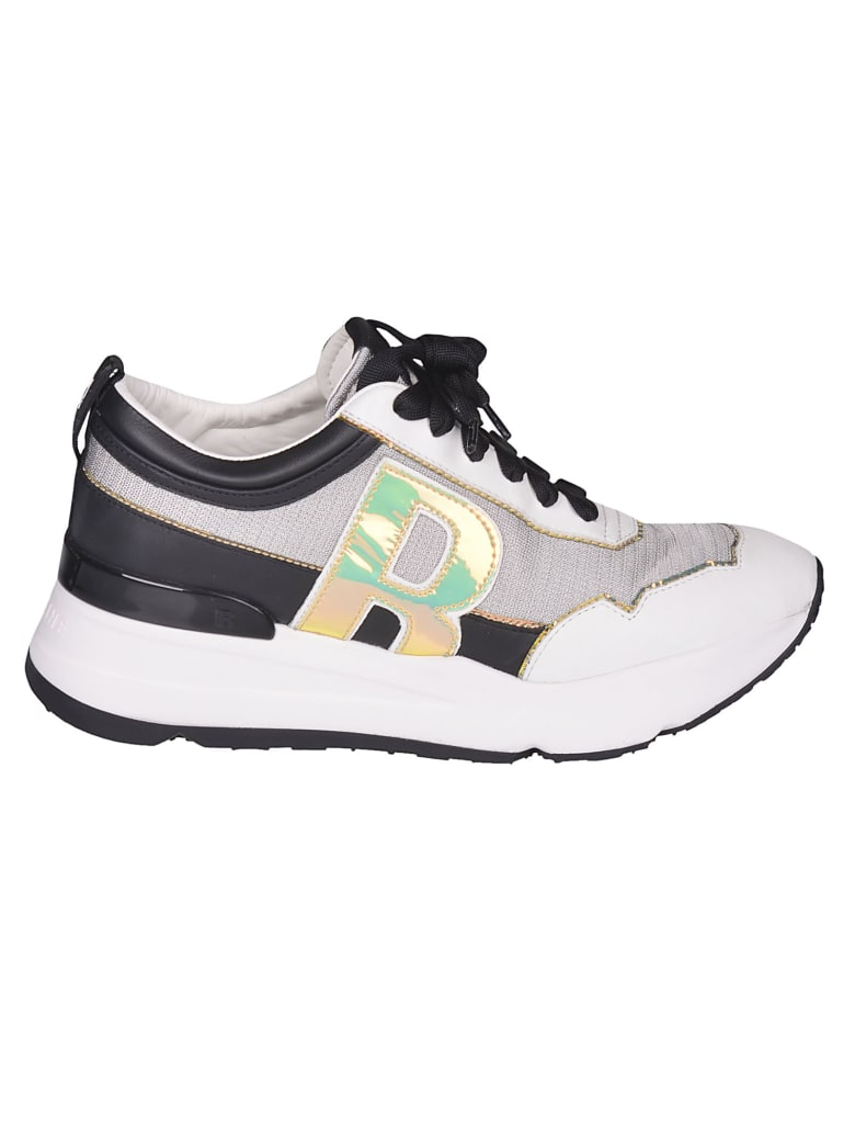 Ruco Line R-evolve Sneakers - Aluminum/Black