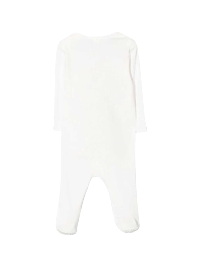 Stella McCartney Kids Baby Set With Print - Bianco