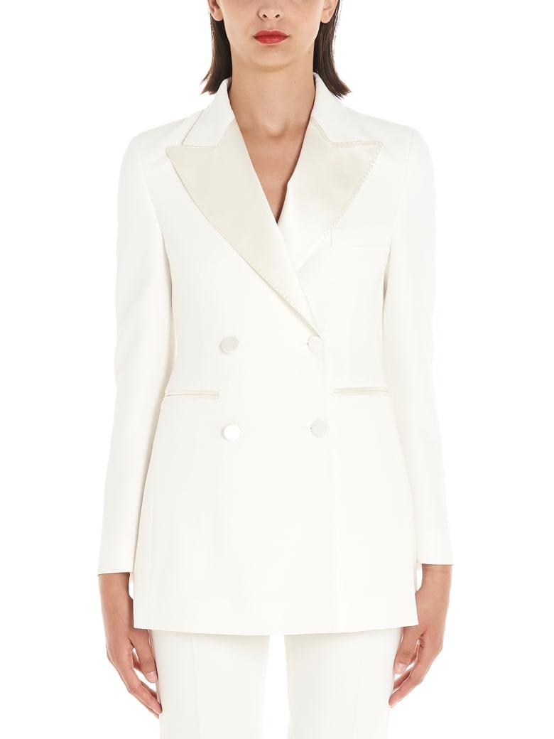 Ermanno Scervino Jacket - White