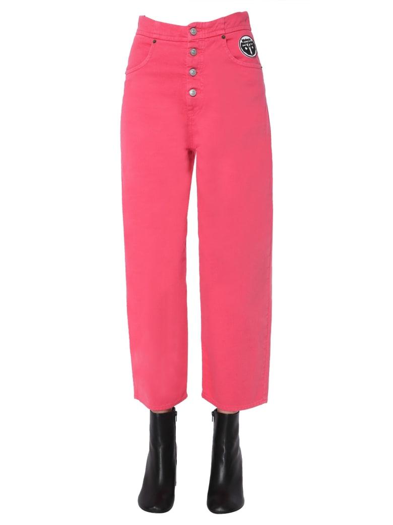 MM6 Maison Margiela Boyfriend Jeans - ROSA