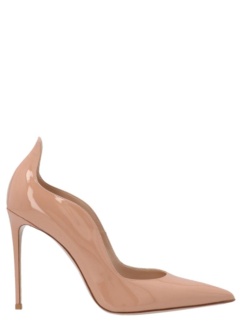 Le Silla 'deco Ivy' Shoes - Beige