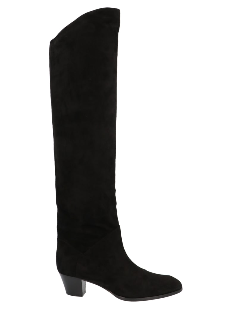 Aquazzura 'sienna' Shoes - Black