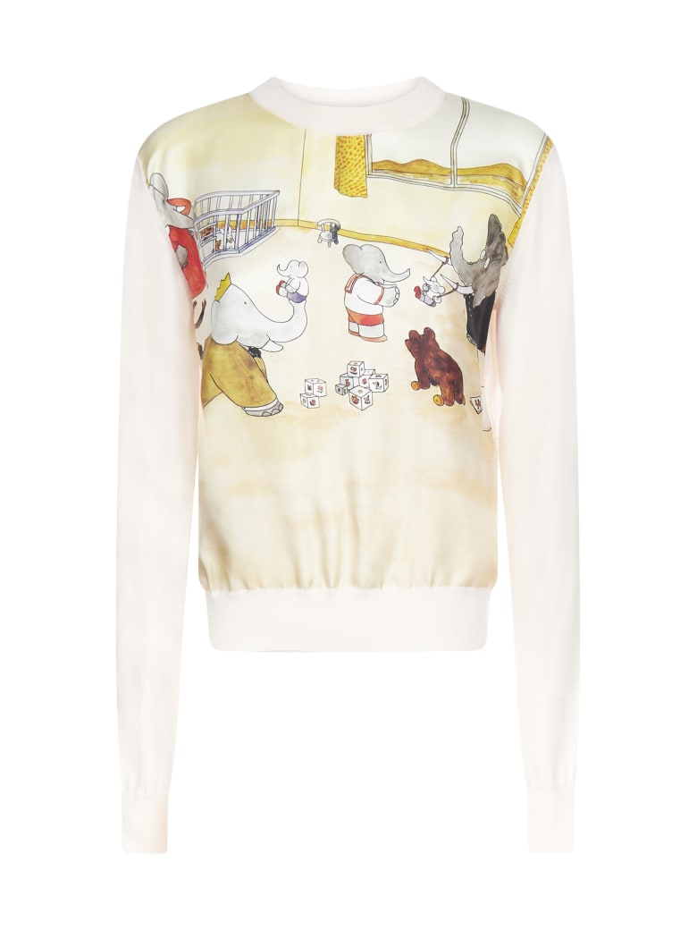 Lanvin Sweater - Pale pink