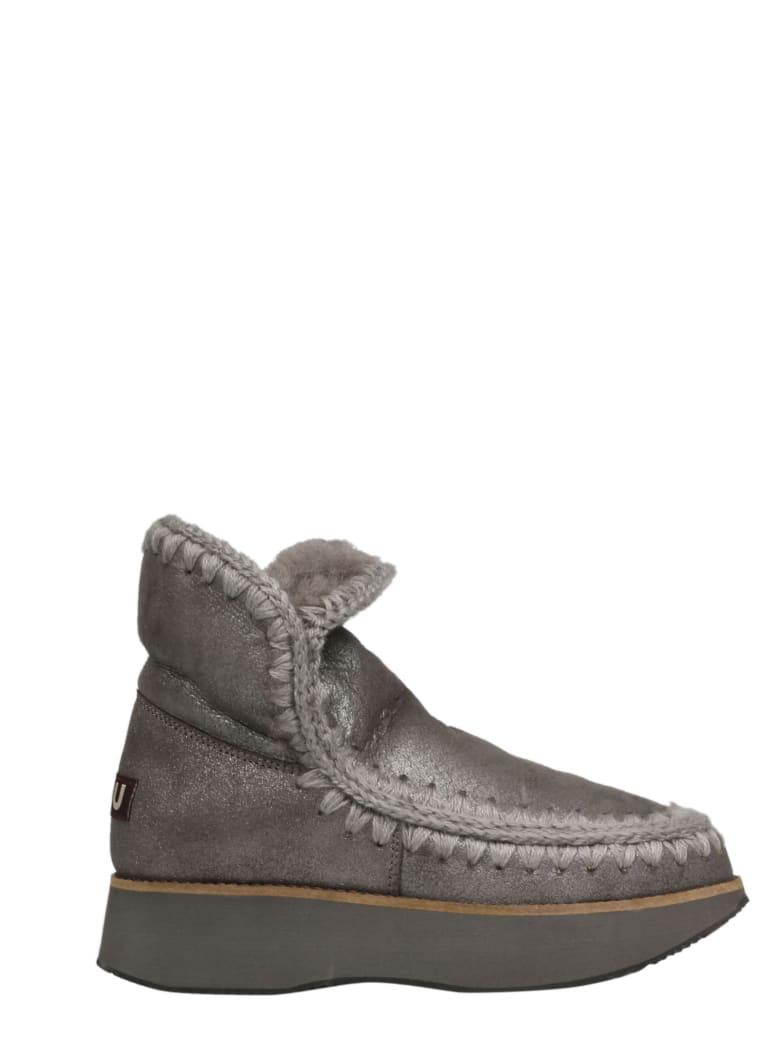 Mou Shoes - Grey