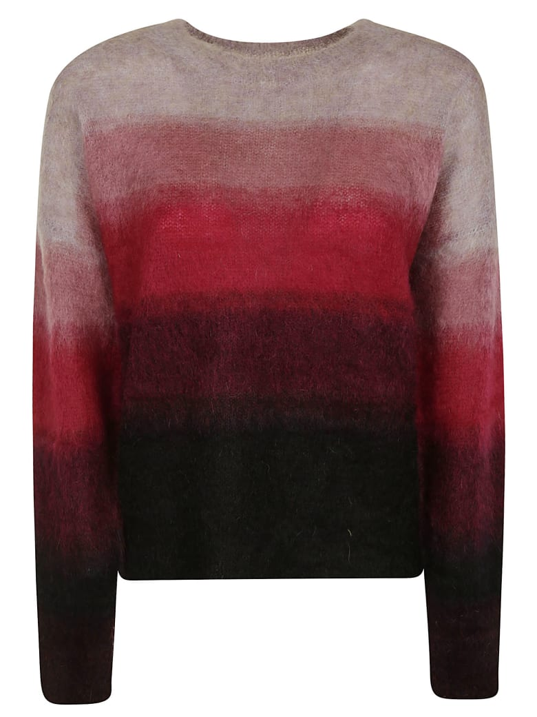 Isabel Marant Drussell Sweater - Raspberry