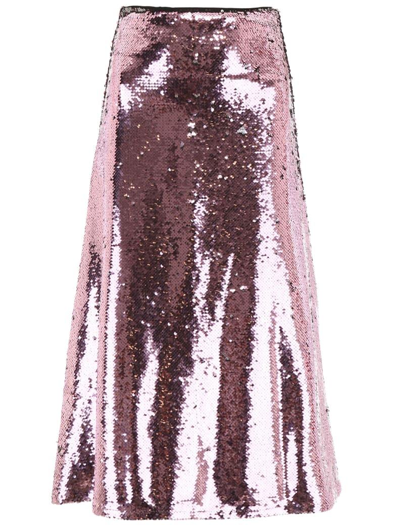 Vivetta Sequins Skirt - PINK (Pink)