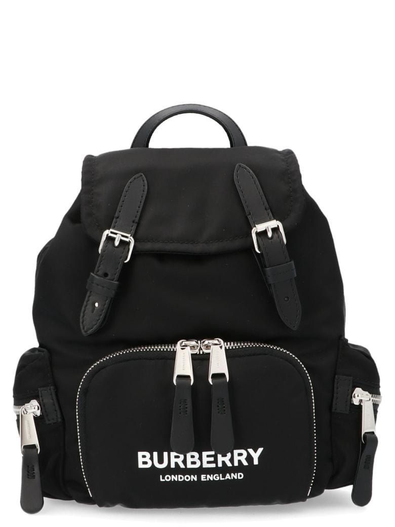 Burberry 'rucksack' Bag - Black