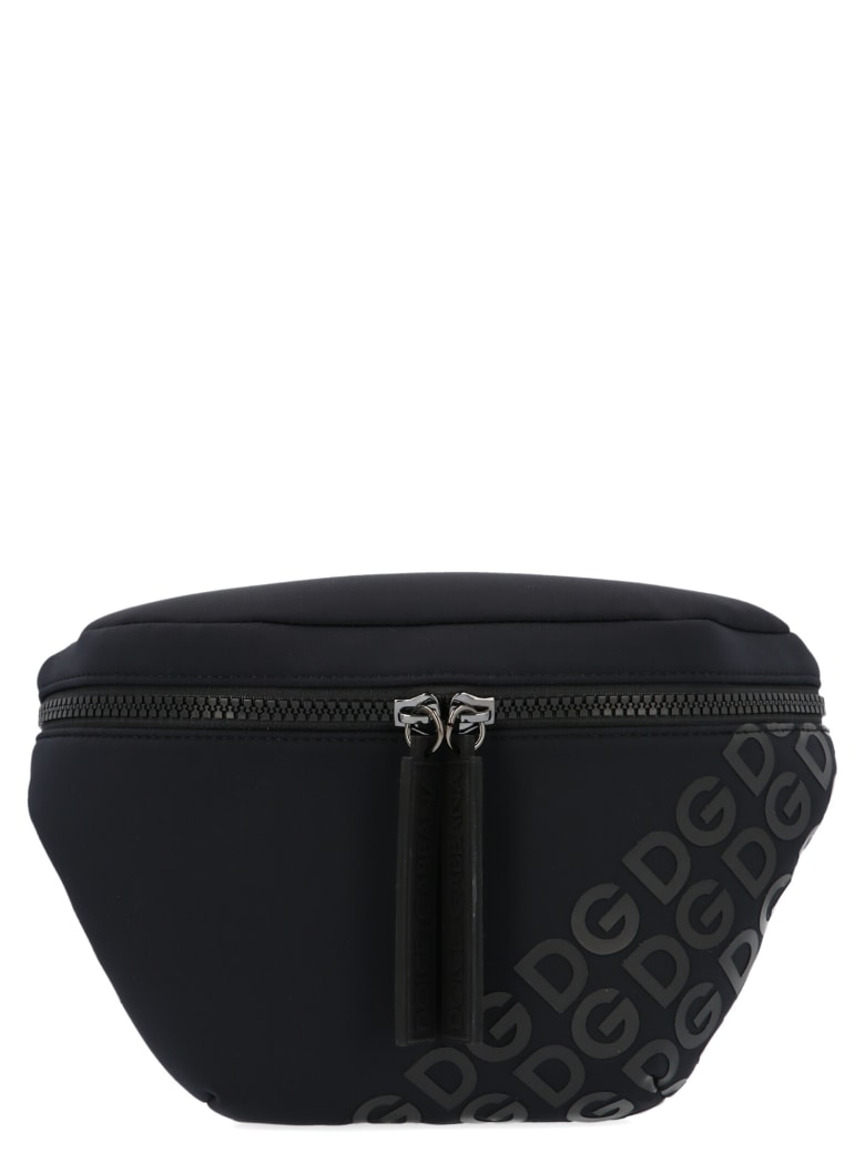 Dolce & Gabbana 'dg Mania' Bag - Black