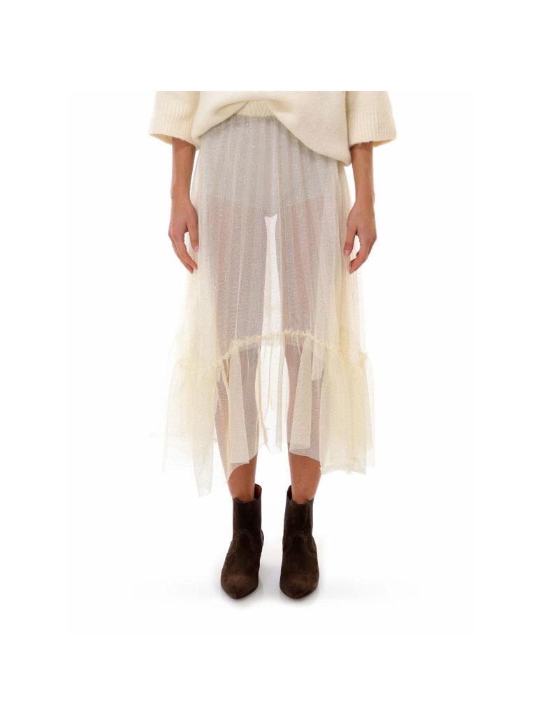 So Allure Skirt - Beige
