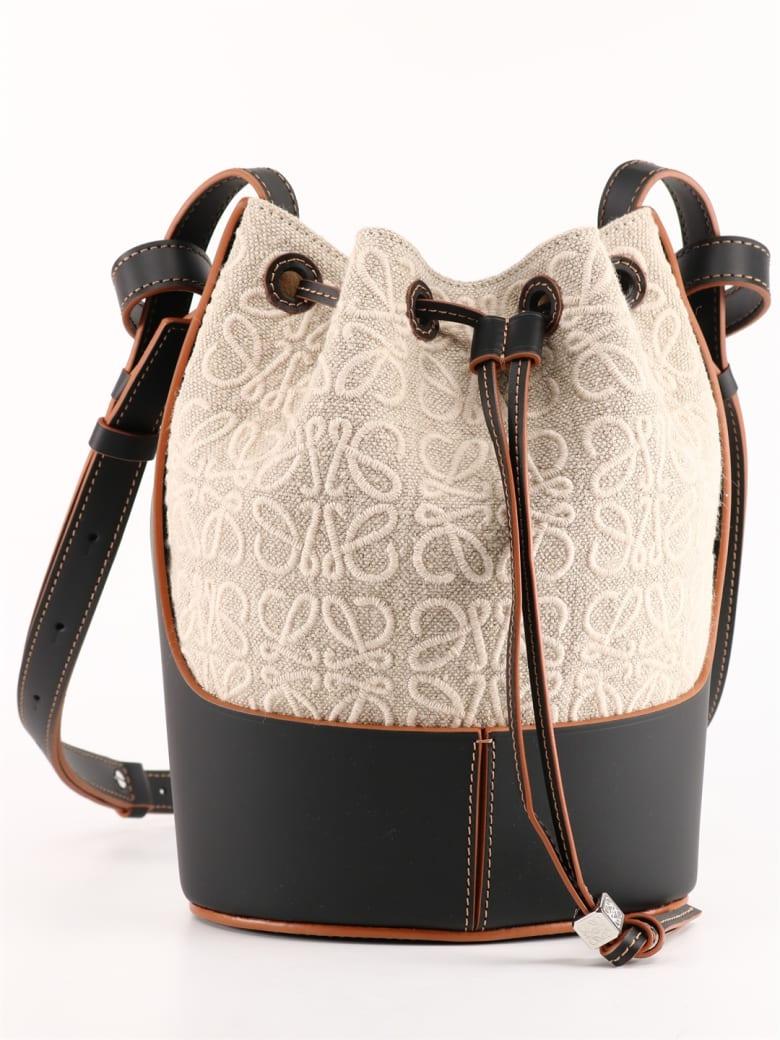 Loewe Small Balloon Bag - Black