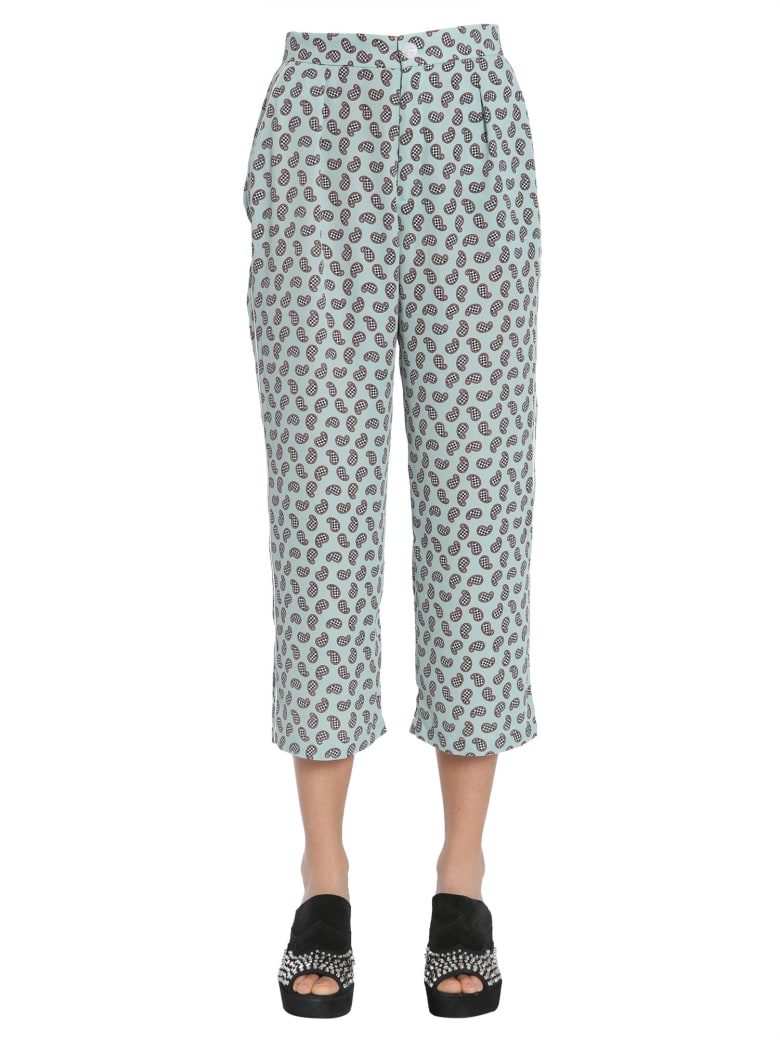 Jovonna Sleepy Town Trousers - MULTICOLOR