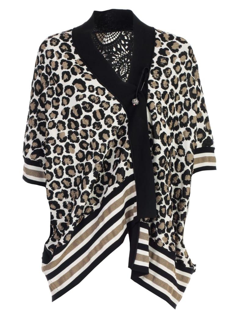 Antonio Marras Leopard Cardigan - Unica