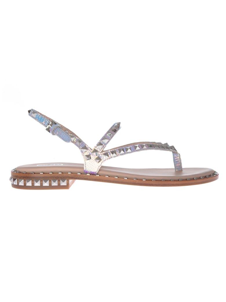 Ash Peps Flat Sandals