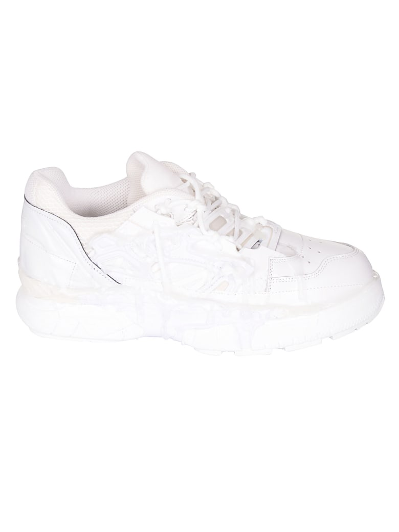 margiela melted sneakers
