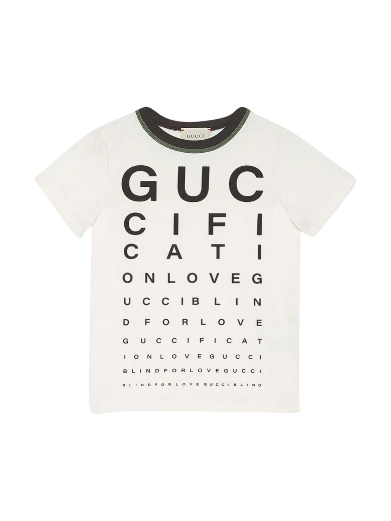 Gucci White T-shirt - Bianco