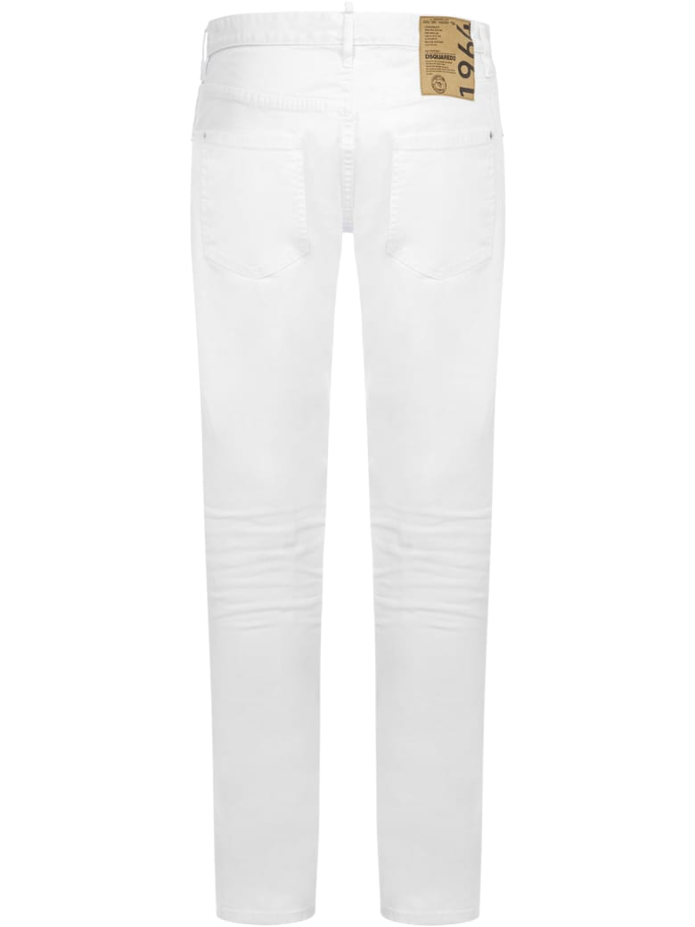 Dsquared2 Jeans - White