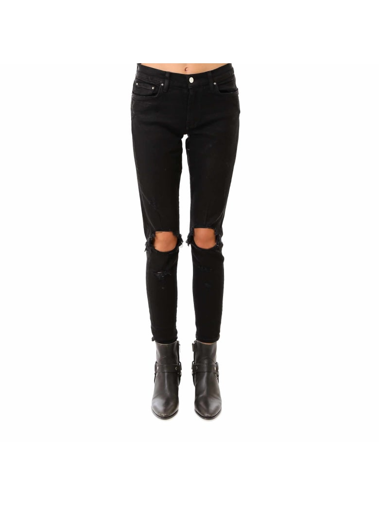 AMIRI Trasher Minimal Jean Jeans - Black