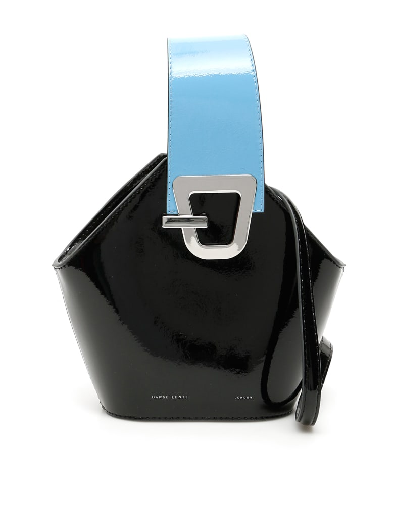 DANSE LENTE Mini Johnny Bag - JET BLACK CELESTIAL (Black)