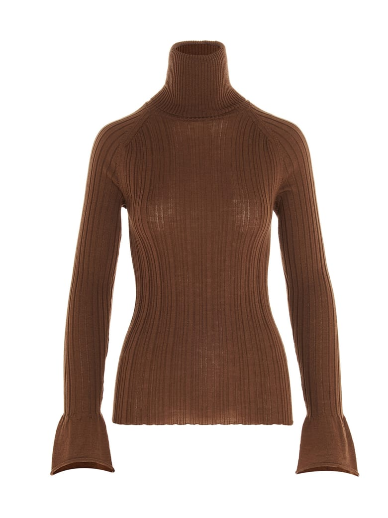 (nude) Sweater - Brown