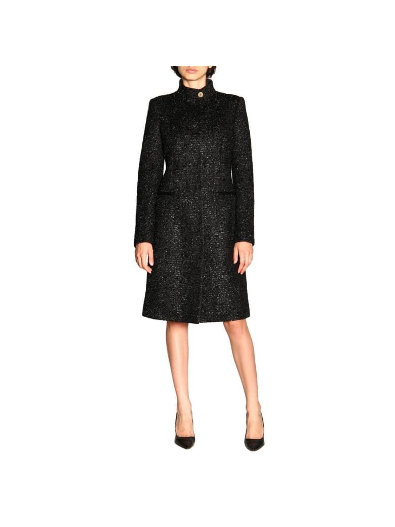 Just Cavalli Coat Coat Women Just Cavalli - black