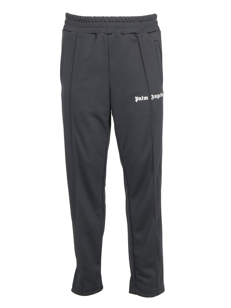Palm Angels Track Pants - Black/white