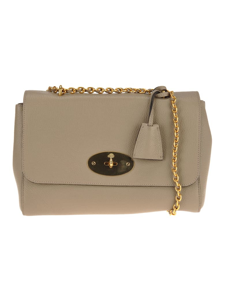 detailed images discount shop timeless design Mulberry Mulberry Medium Lily Shoulder Bag - SOLID GREY - 11087797 ...
