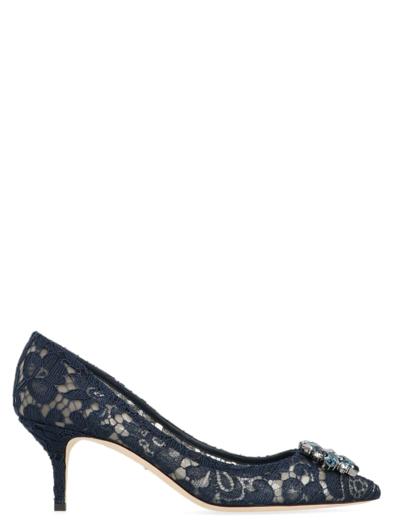 Dolce & Gabbana Shoes - Blue
