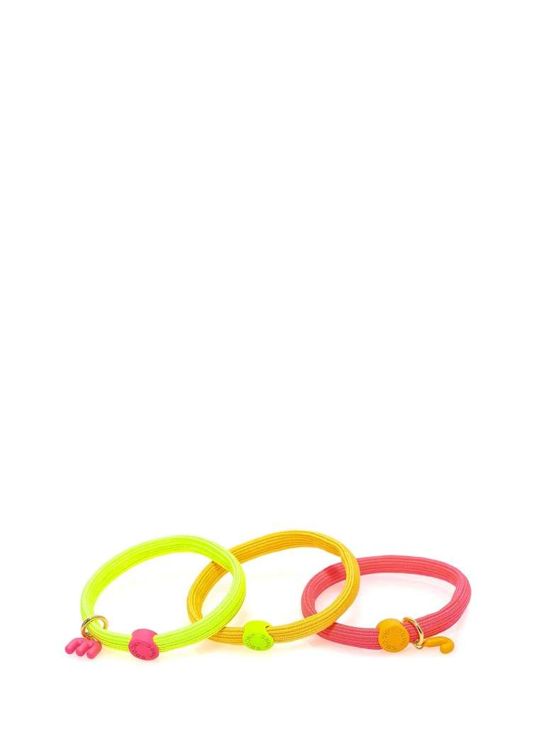 Marc Jacobs Hair Elastics - Yellow
