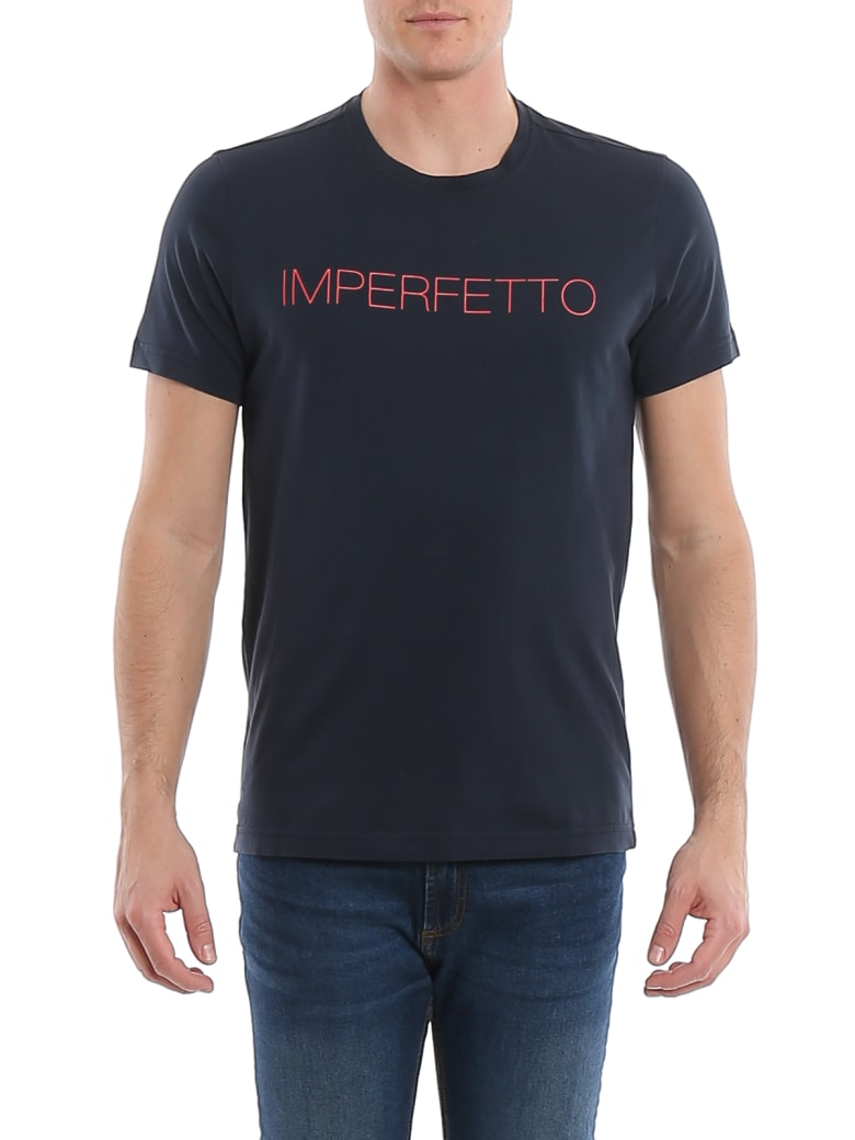Aspesi Imperfetto T-shirt - Navy