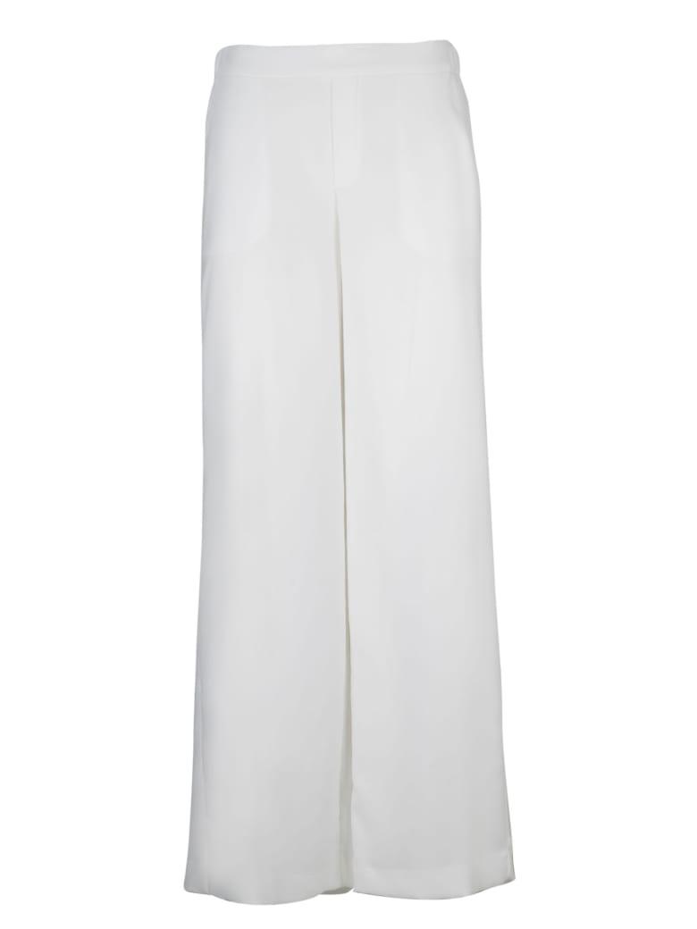 Parosh Trousers - White