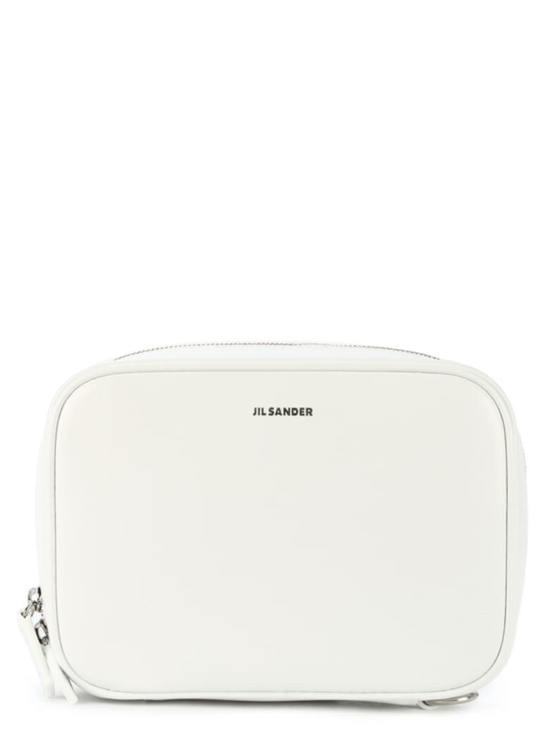 Jil Sander 'camera Case' Bag - White
