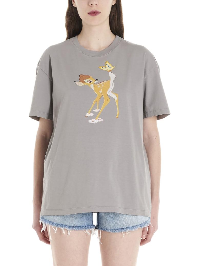 Miu Miu 'bambi' T-shirt - Grey