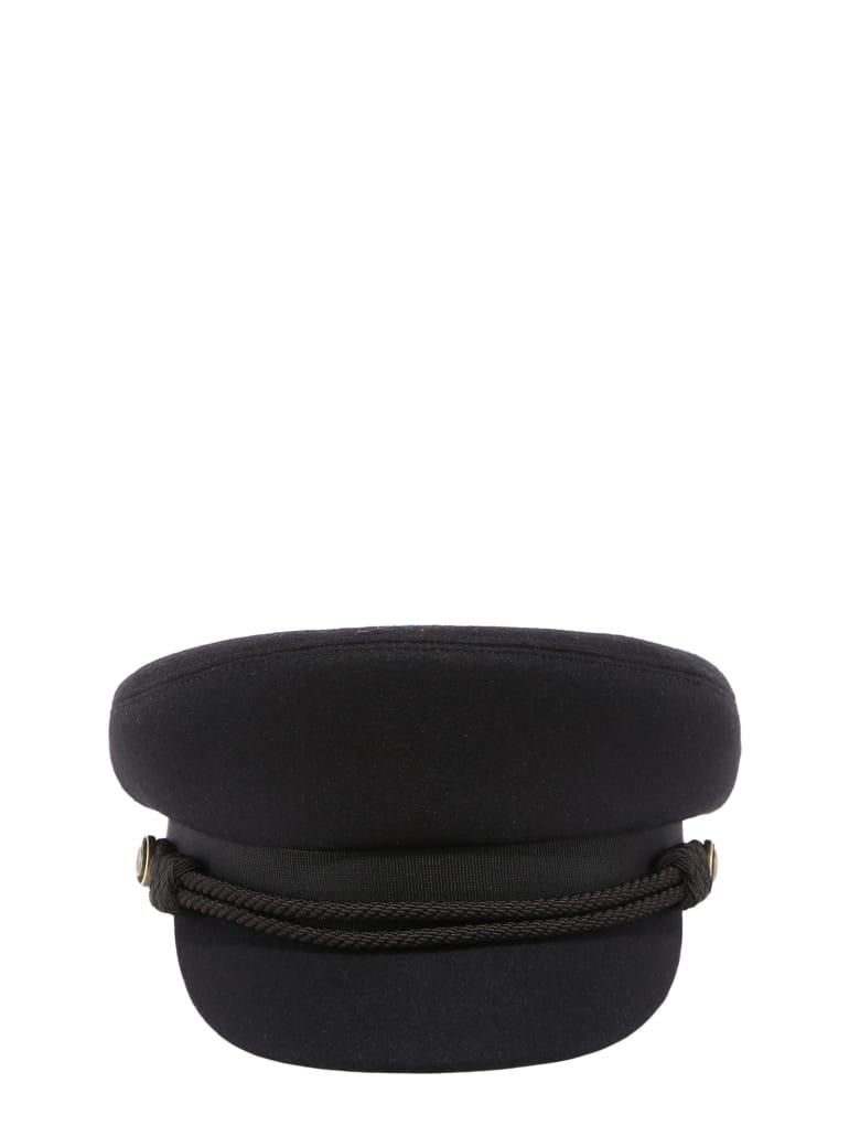 Saint Laurent Hat - Black