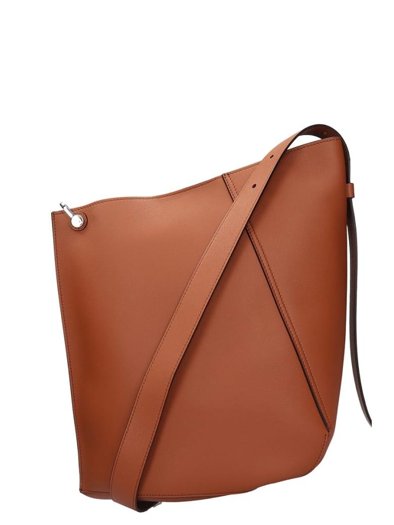 Lanvin Shoulder Bag In Leather Color Leather - leather color