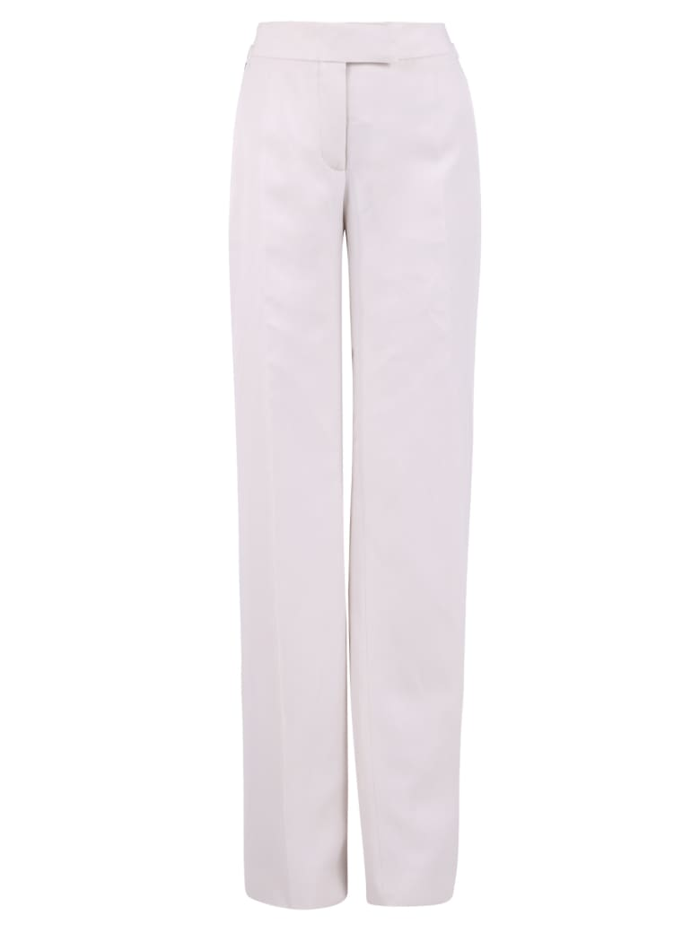 Tom Ford Wide Trousers - Camomile