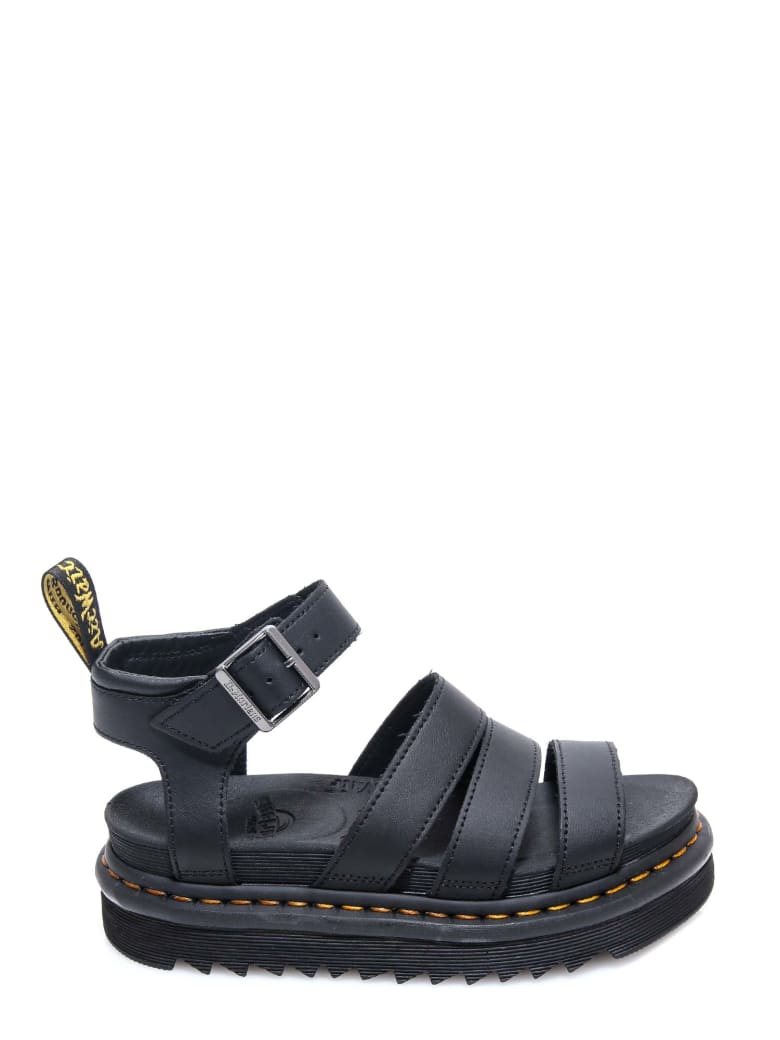Dr. Martens Blaire Sandals - Black
