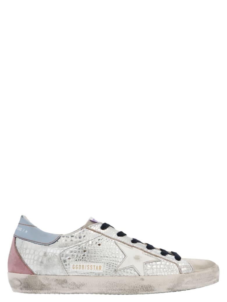 Golden Goose 'superstar' Shoes - Silver