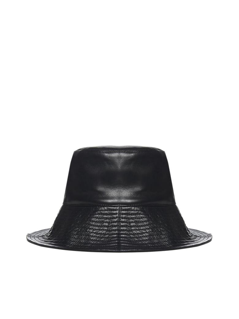 Nanushka Hat - Black