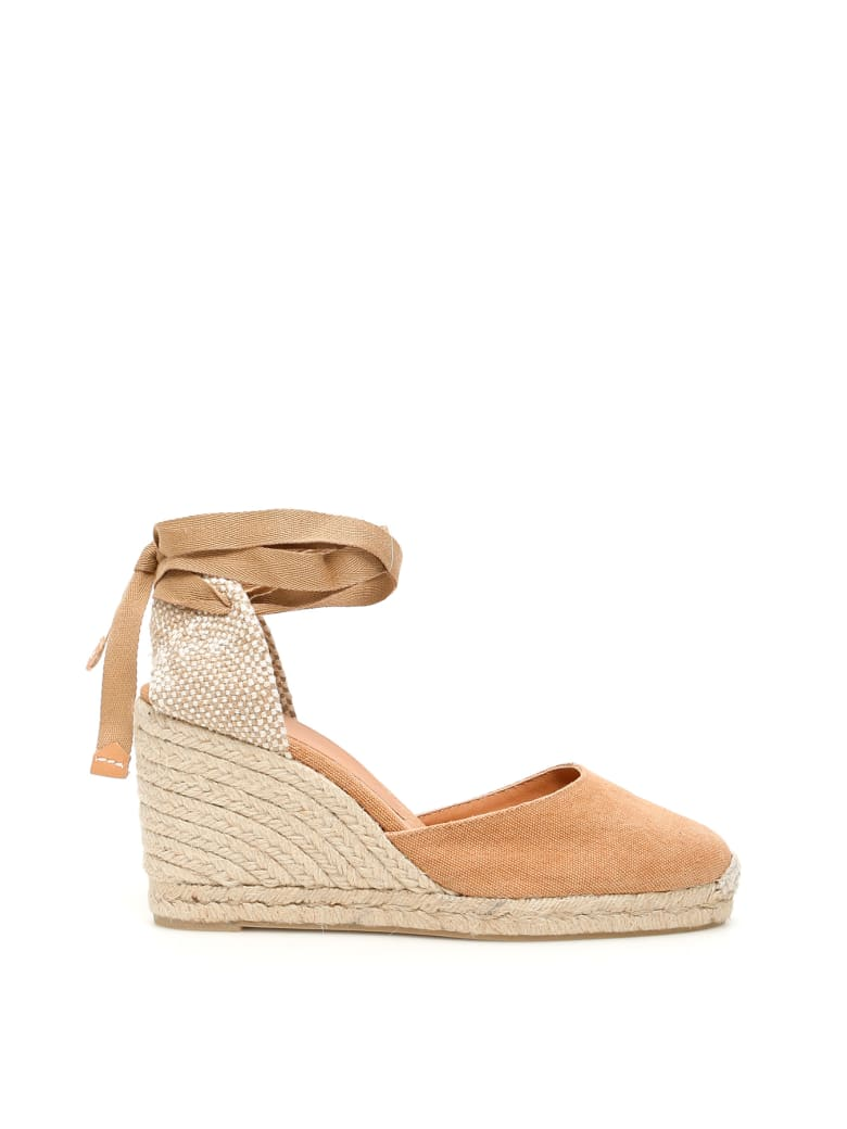 Castañer Carina Wedges - TOSTADO (Brown)