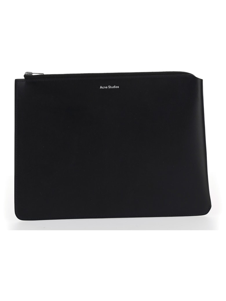 Acne Studios Wallet - Black