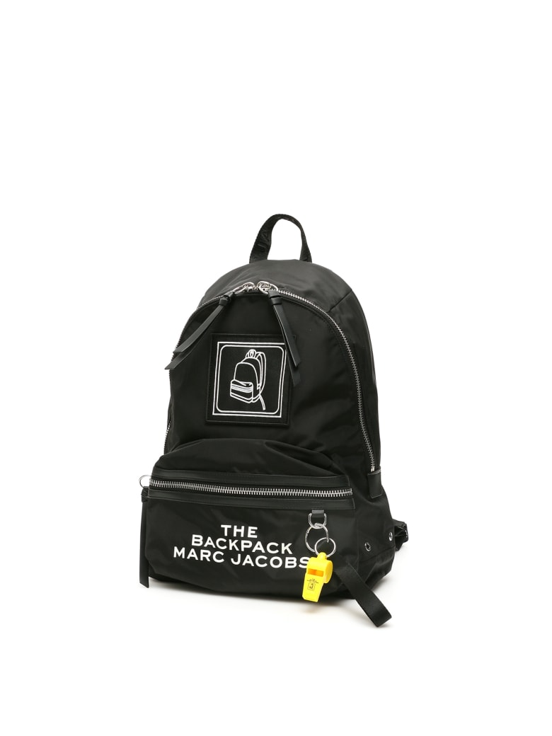 Marc Jacobs Pictogram Backpack - Nero