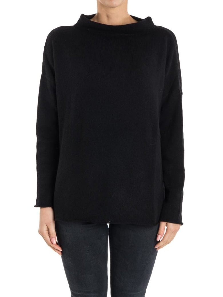 Cruciani - Cashmere Sweater - Black
