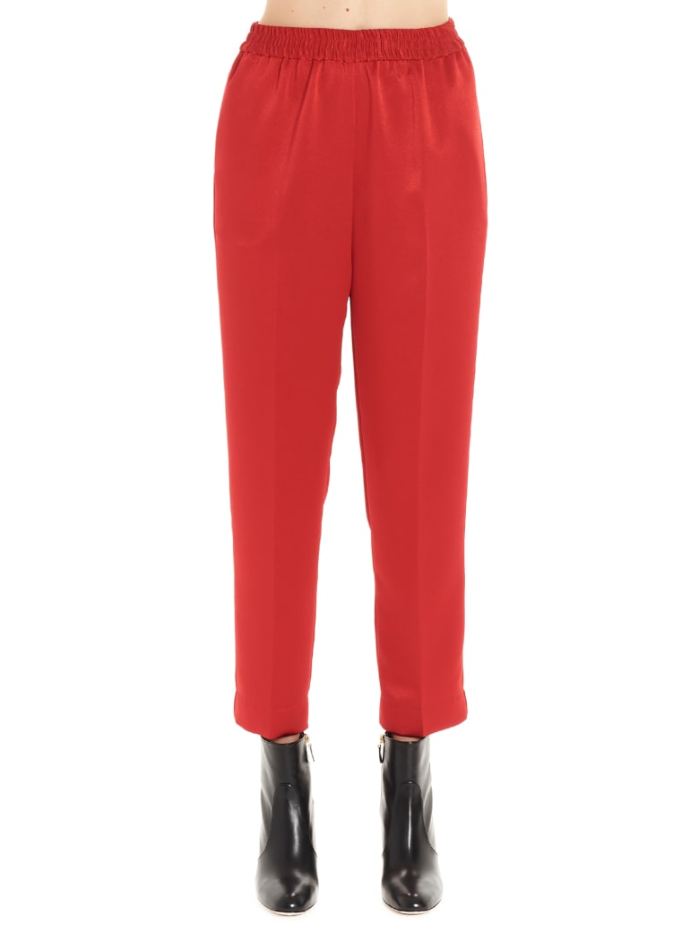 Gianluca Capannolo 'mila' Pants - Red