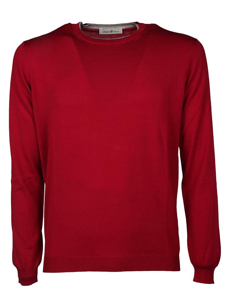 Della Ciana Classic Sweater - Ribes/perla