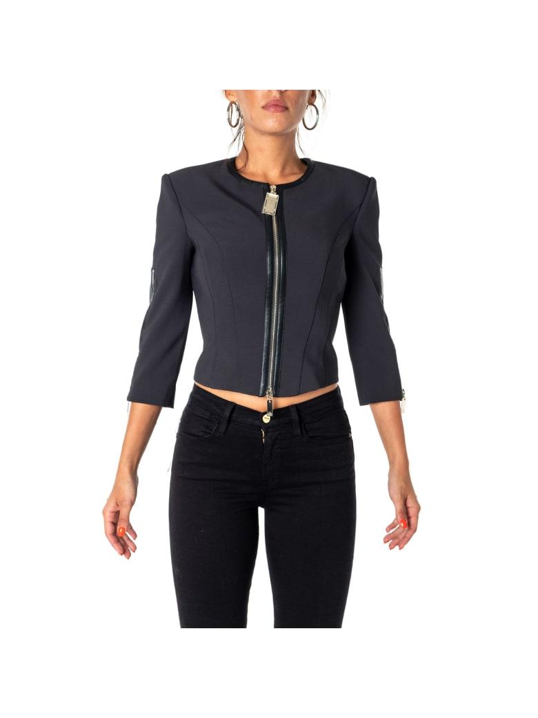 Elisabetta Franchi Celyn B. Elisabetta Franchi Jacket - BLACK