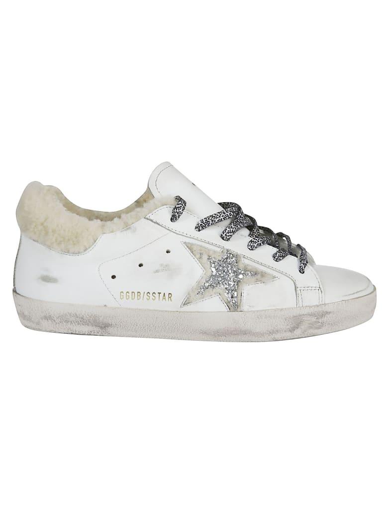 Golden Goose Star Sneakers - White