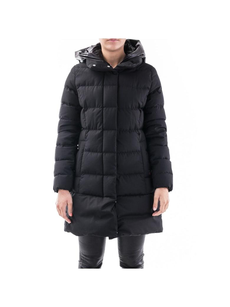 Woolrich Down Jacket - Nero
