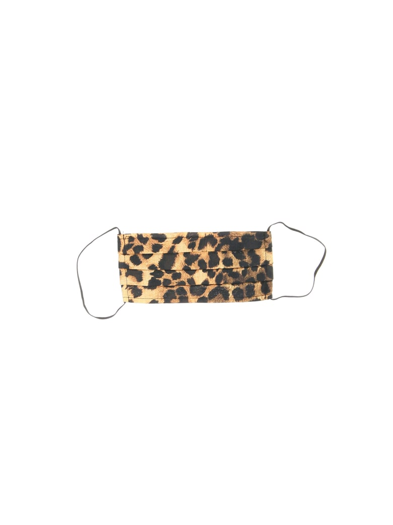 Arizona Love Leopard Print Face Mask - LEOPARD PRINT (Brown)